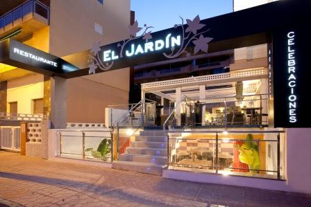 Tourist guide to guardamar del segura costa blanca spain for Restaurante chino el jardin