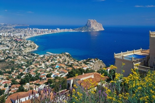 Living in spain - Calpe