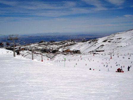 ski-resort-spain
