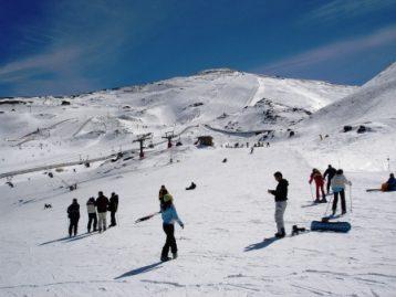 Ski Resorts in Spain