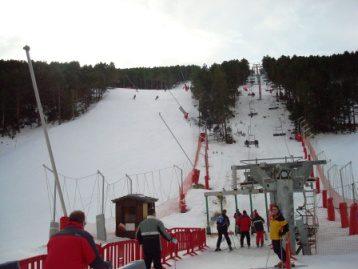 ski-slope-Valdelinares