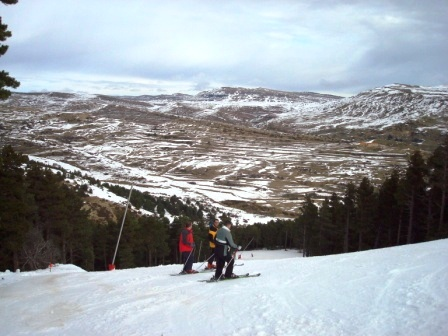 ski-slopes-Valdelinares