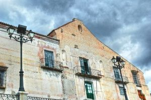 Building in Frigiliana