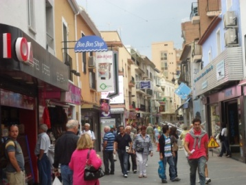 Benidorm-old-town