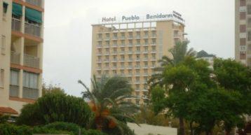 Hotel-Pueblo