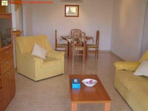 2-bed apartment playa flamenca