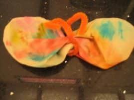 Butterfly art by Ruby