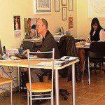 White Villas in Spain Office