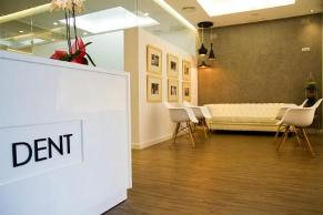 DENT Dental Practice Reception