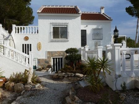 Pinar de Campoverde villa rental