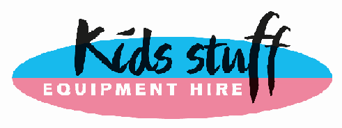 Kids Stuff Logo Kids Stuff Equipment Hire