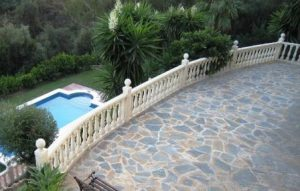 Marbella 7 bed villa rental