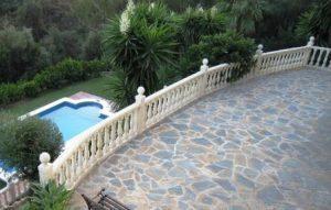 Marbella 7 bed villa rental