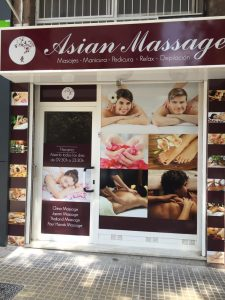 palma massage