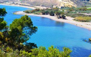 Las Palmeras beach, Grupo Platinum