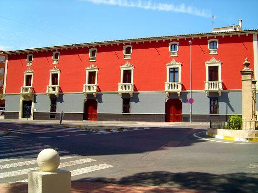 Casa de l'Hort, o Casa residencial del Cardenal Payá