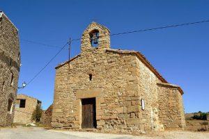 Església de Sant Gallard (les Piles)