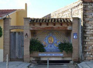 Font de sant Andreu de Benimeli