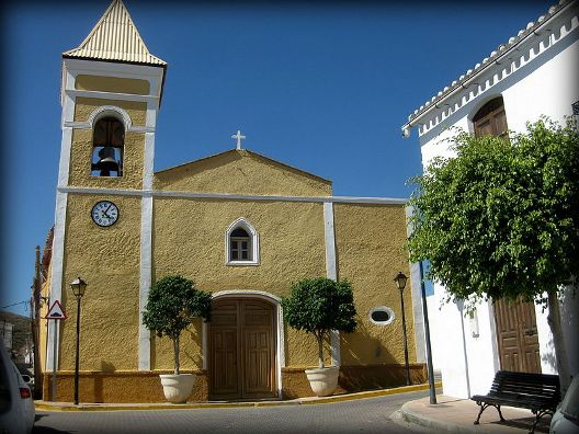 Church of Los Gallardos