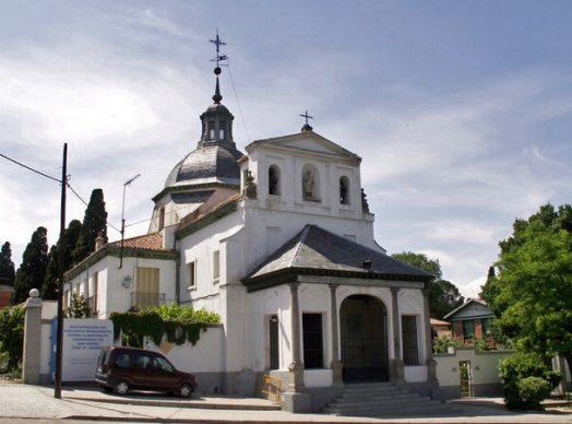 Ermita de San Isidro, Madrid