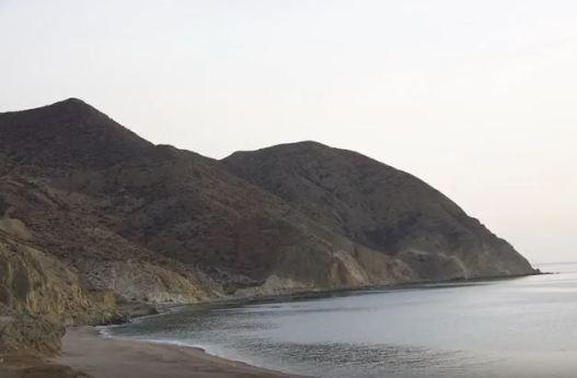 beach in Villaricos