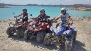 Quad-biking Costa Blanca
