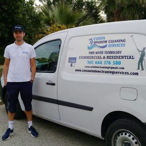 Costa Window Cleaning Services