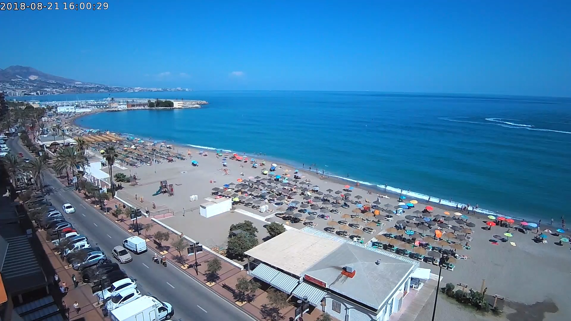 Want To SEE LIVE VIEWS from Fuengirolas Webcams