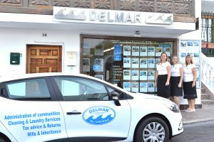 Delmar estate agency in Los Gigantes Tenerife