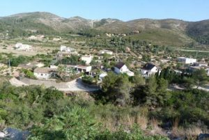 Vall de Lliber and our house
