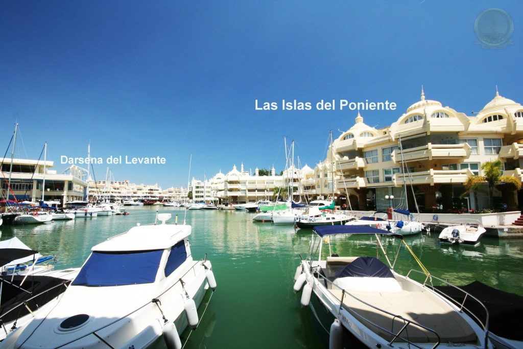 Apartments for sale in Puerto Marina