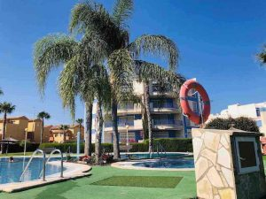 cabo roig apartment to rent